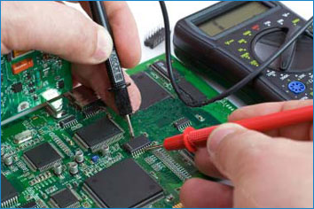 TV Repairs Newport repairs to circuit board level