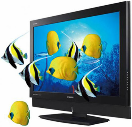 HD Television Quality from TV Repairs Hengoed