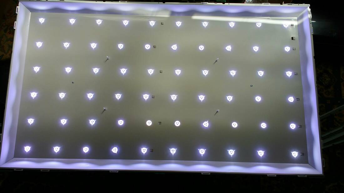 LED backlight 42ionch TV